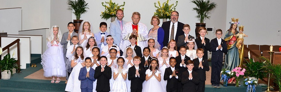 Your child has a vocation!